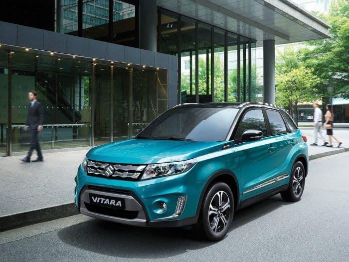 Suzuki Vitara là dòng xe Crossover rất được ưa chuộng trên thị trường hiện nay