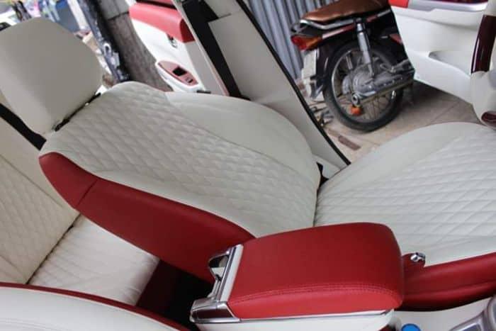 Cách chọn màu bọc ghế da xe Suzuki Vitara