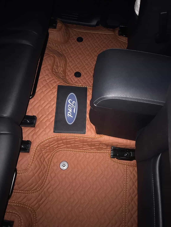 Thảm lót sàn ô tô 6D: Bảng giá, quy trình và tác dụng