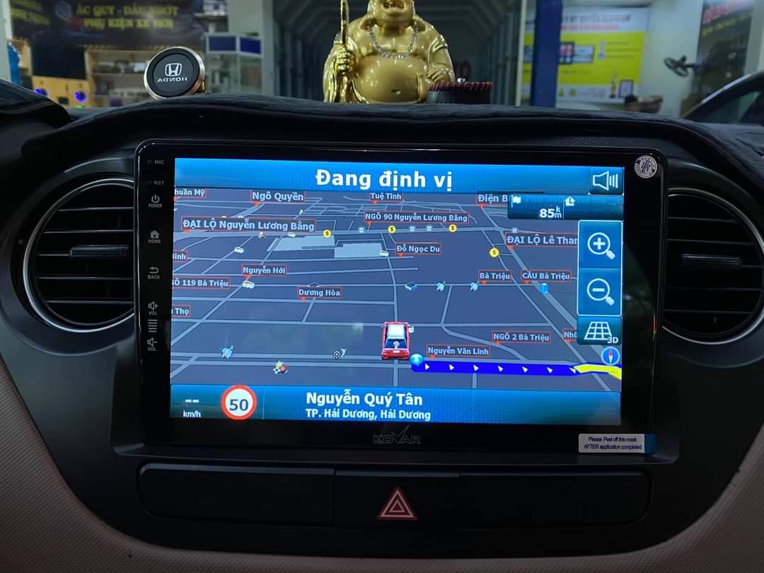 Màn hình android cho ô tô và những lợi ích khi sử dụng